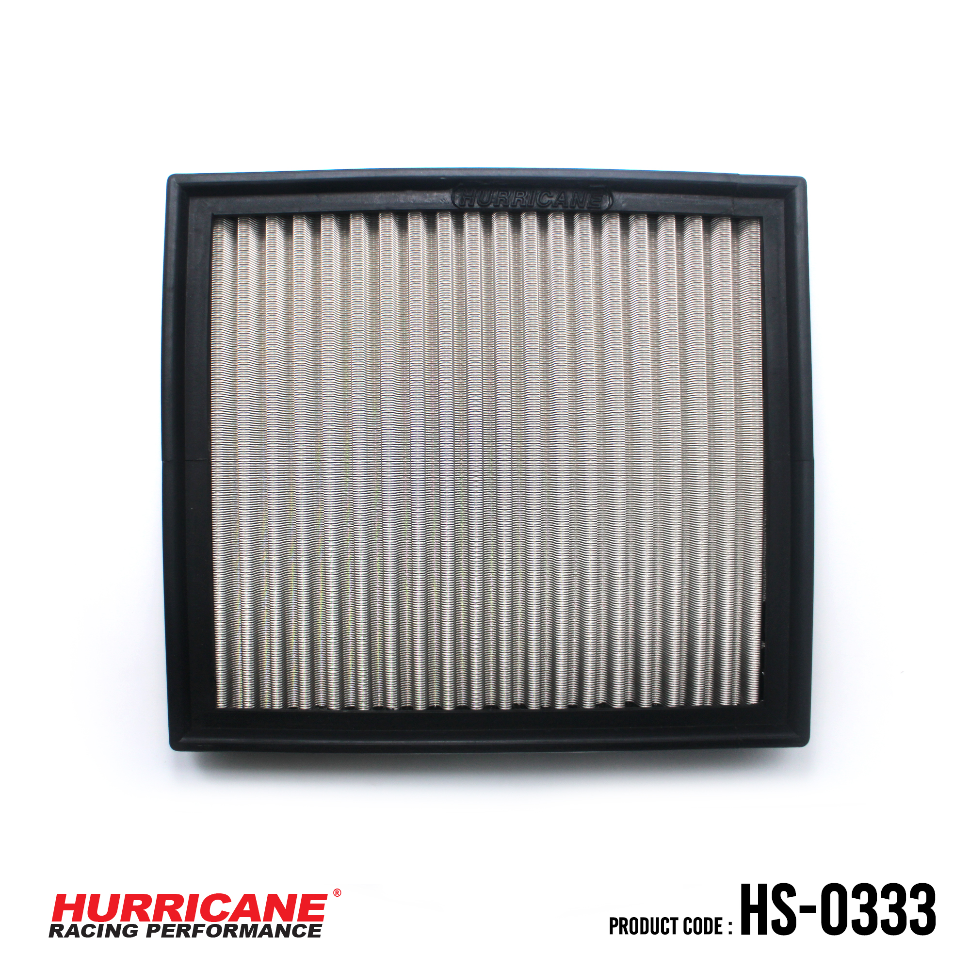 Bmw 328i Gt Hs 0333 Hurricane Stainless Steel Air Filter Auto Siopa